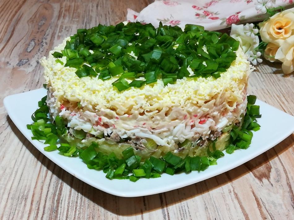 дальнейшем все салат на праздник рецепт с фото всех выделенных изображения
