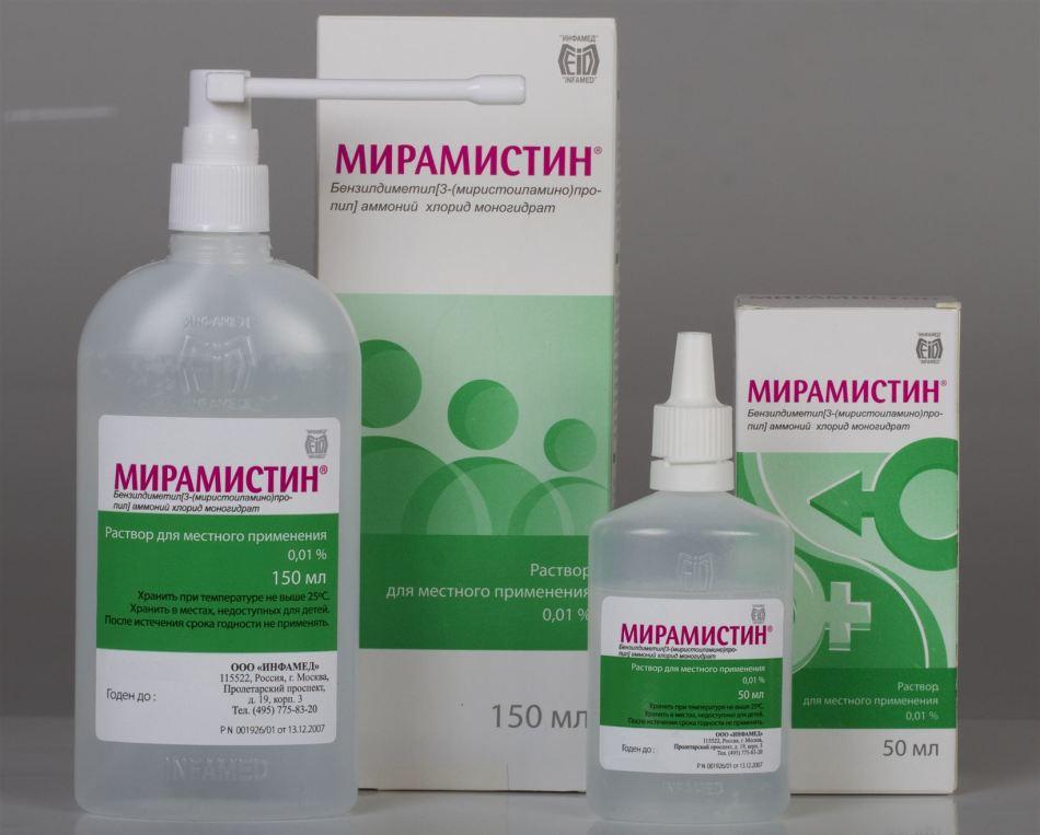 Важно использование антисептиков