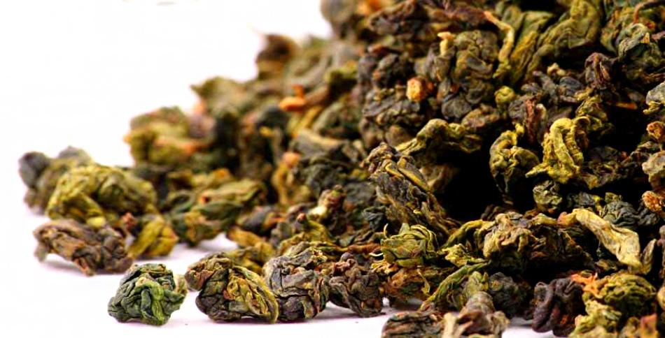 Улун - классический полуферментированный китайский чай