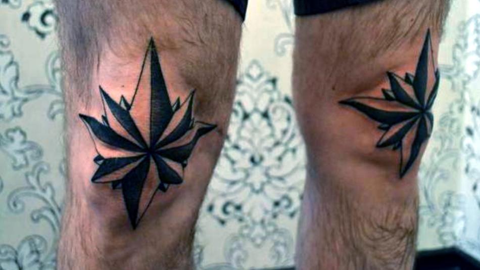 Тюремное тату
