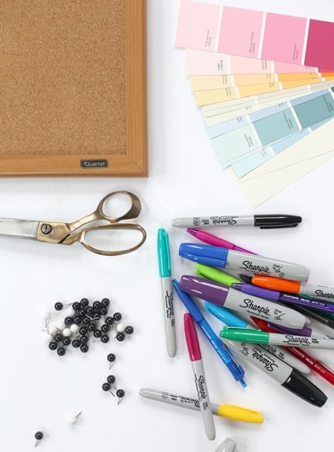 vot-chto-prigoditsya-dlya-izgotovleniya-nastennogo-kalendarya Календарь своими руками - 80 фото, шаблоны и идеи оформления как сделать красивый календарь