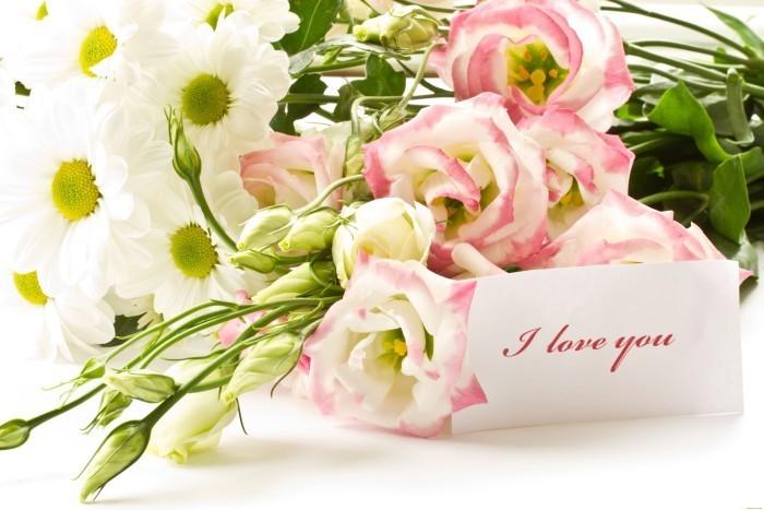 Слова к подарку {amp}quot;цветы{amp}quot;