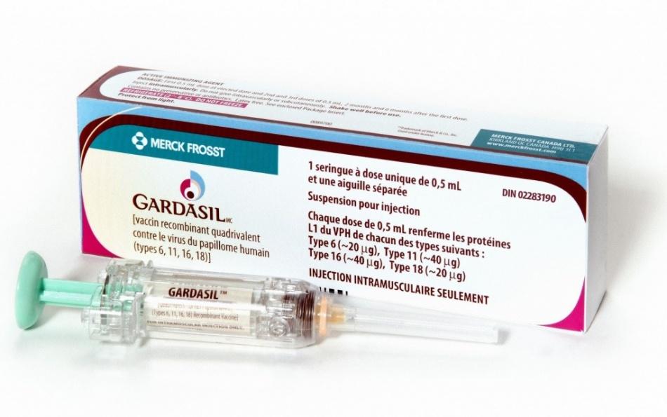 Вакцина от впч