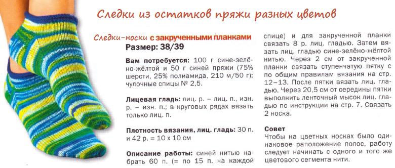 raznocvetnie-izdeliya-iz-ostatkov-pryazhi Как связать тапочки следки спицами и крючком: оригинальные идеи