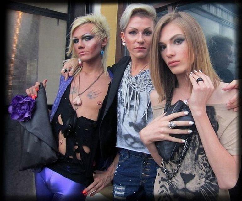 Трансвеститы и гермафродиты: в чем разница?