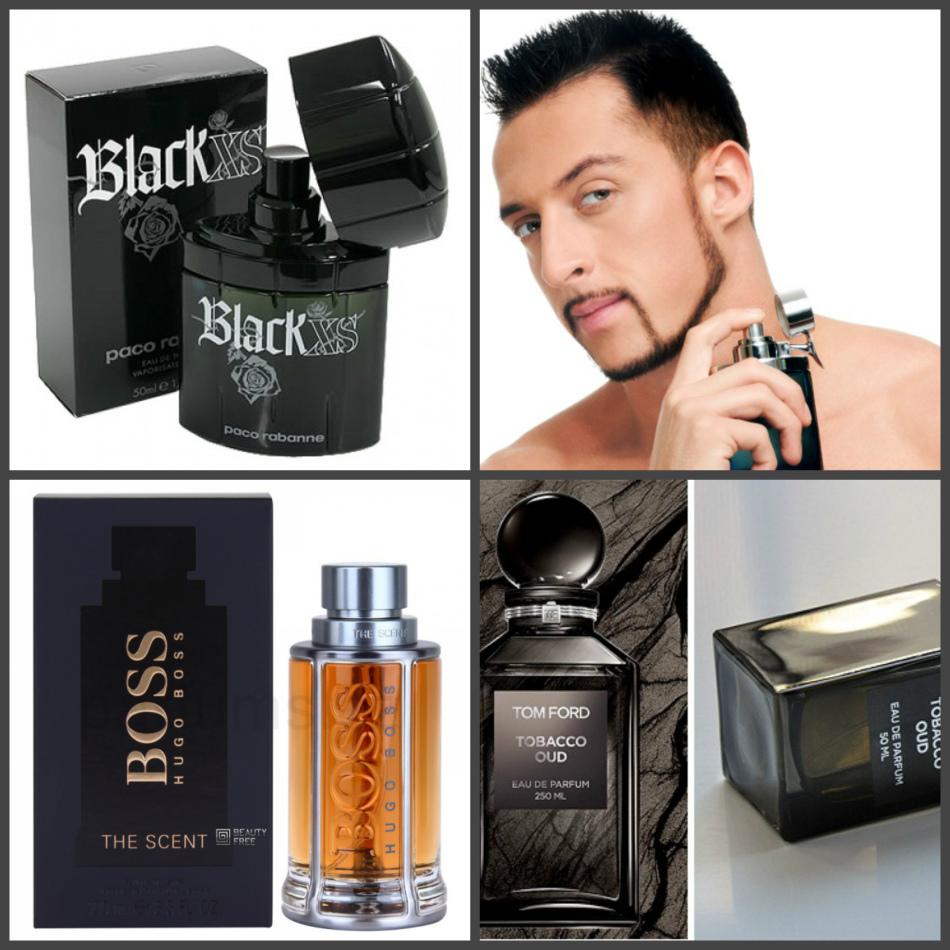 Самые сексуальные мужские парфюм