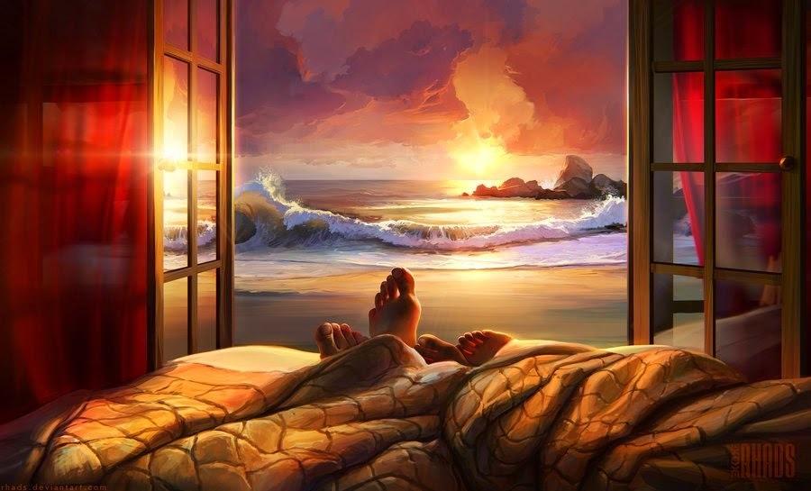 К чему вам снится окно?