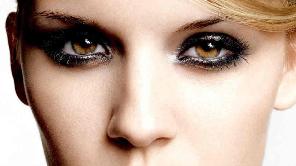 c42654addd549e65452750979316a698 Макияж Смоки Айс: техника. Смоки Айс для карих, зеленых, голубых и серых глаз, для глаз с нависшим веком