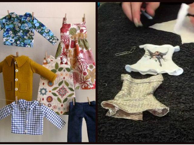 Как пошить одежду для Монстр Хай своими руками по инструкции с фото и схемами