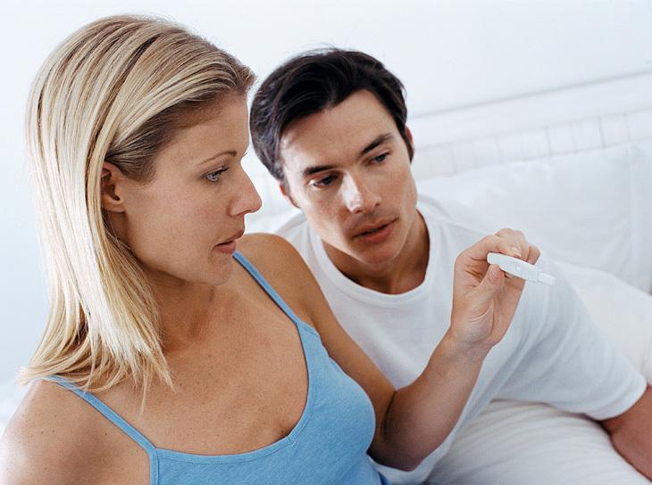 Вряд ли муж будет в восторге от факта беременности, если ребенка он не хочет.