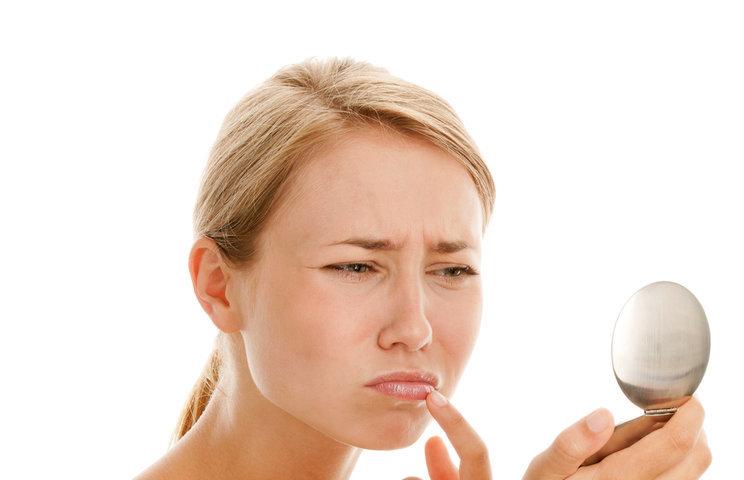 Герпес на губах при беременности последствия лечение