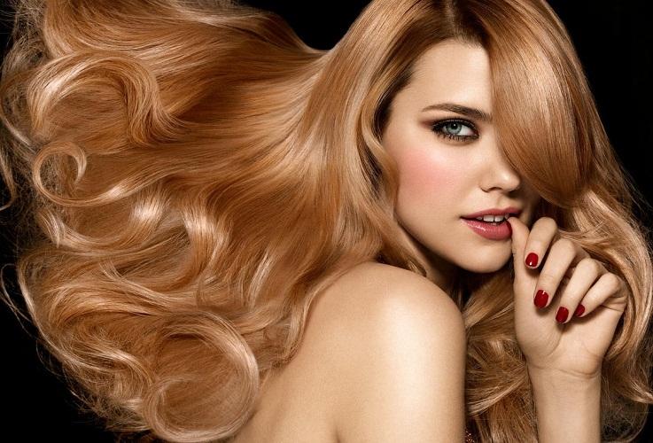 У блондинок самые густые и активные волосы