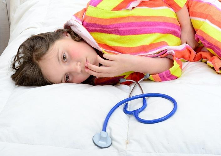 В любом случае покажите ребенка врачу