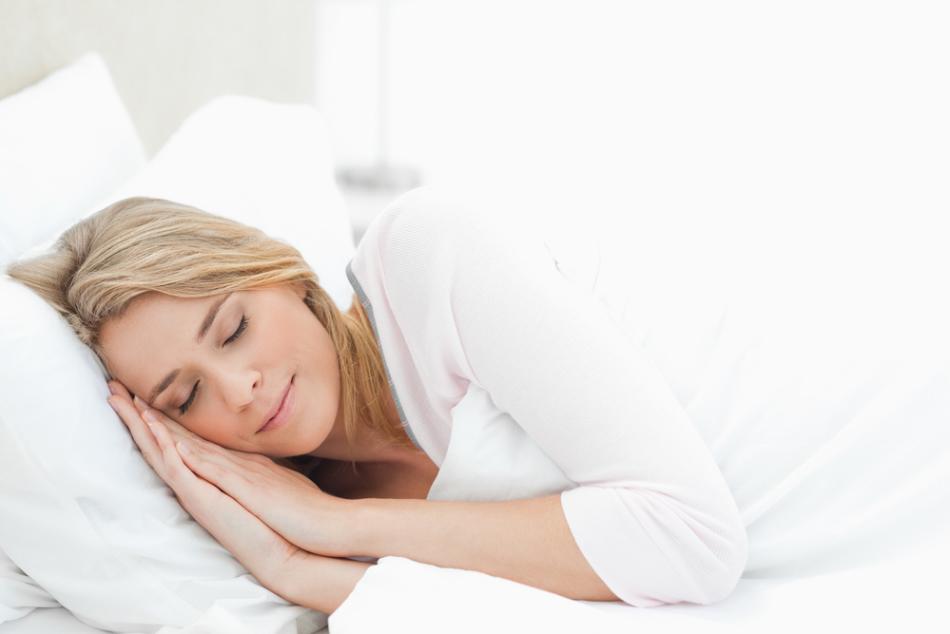 При апноэ спите на боку, а не на спине