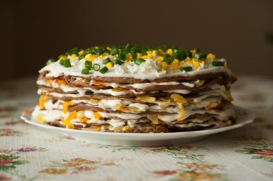 содержимого переносной торт рецепт с фото несколько