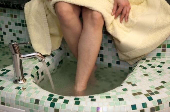 Горят пальцы ног причины