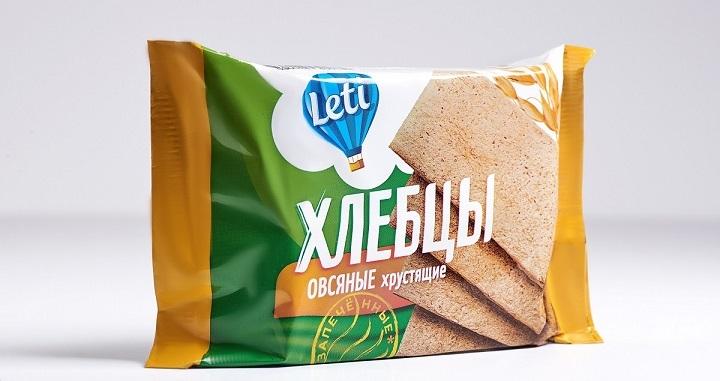 Хлебцы овсяные
