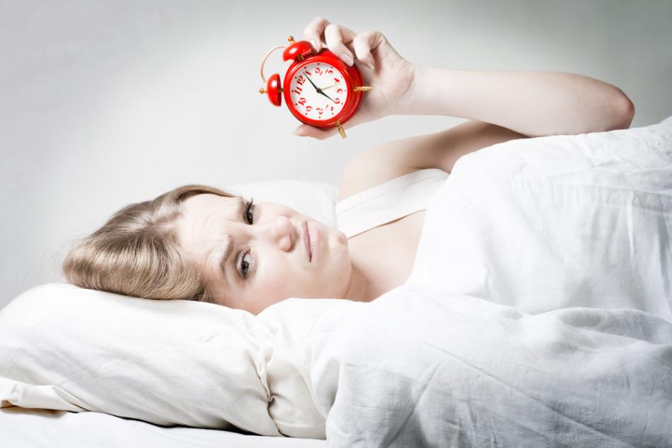 Недосыпание и постоянное желание спать