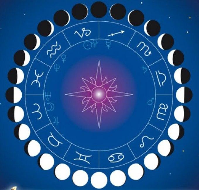 Луна, ее фазы и знаки зодиака