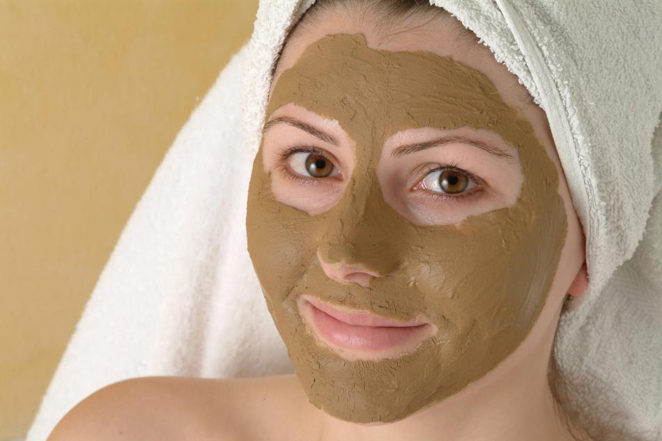 Дрожжевая маска от жирного блеска