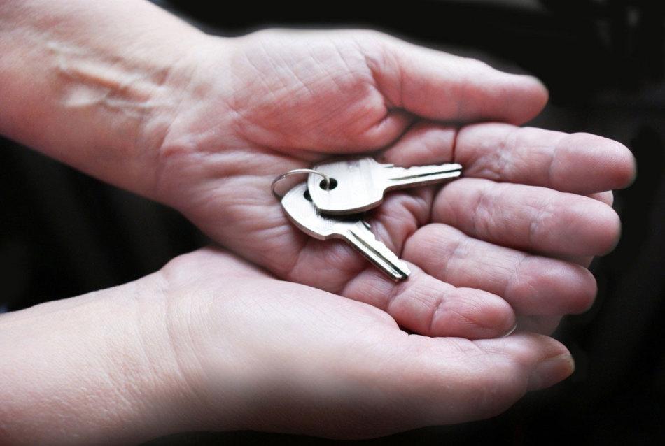 Кому приснились ключи