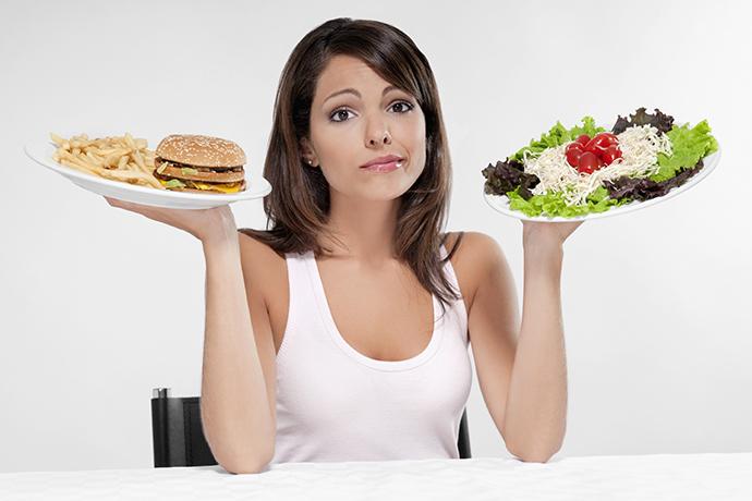 Похудение без вреда для здоровье - это соблюдение правил правильного питания и физических нагрузок