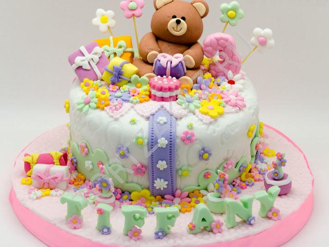 как приготовить праздничный торт детский в домашних условиях