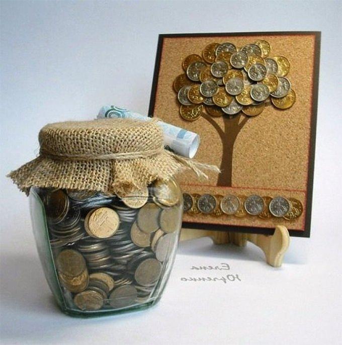 Слова для подарка {amp}quot;банка с деньгами{amp}quot;