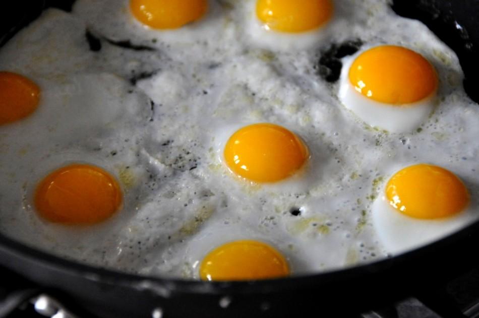 Правило трех «ж»: отказаться от жареного, жирного и желтков