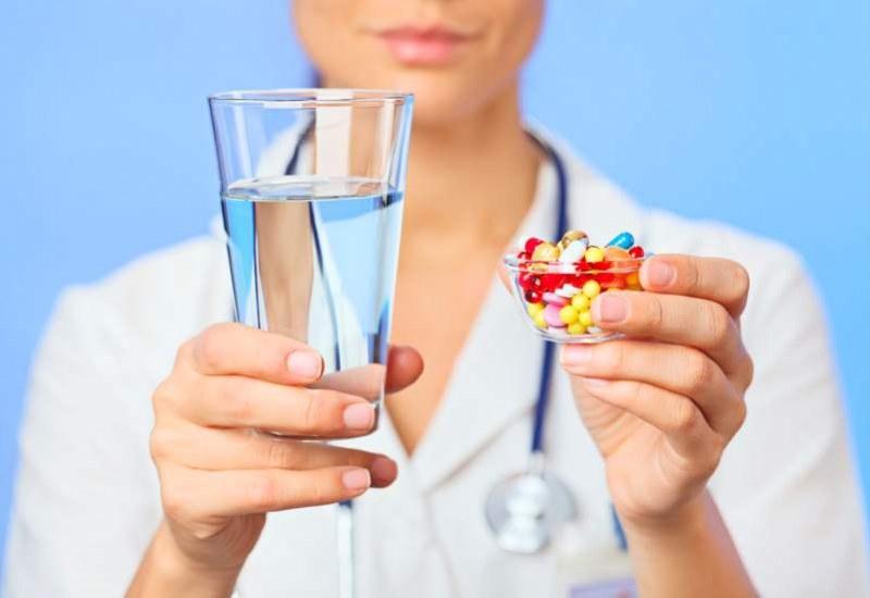 Принимайте препараты после консультации с доктором
