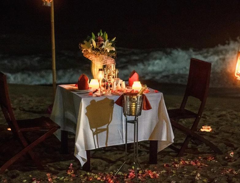 Романтик на берегу