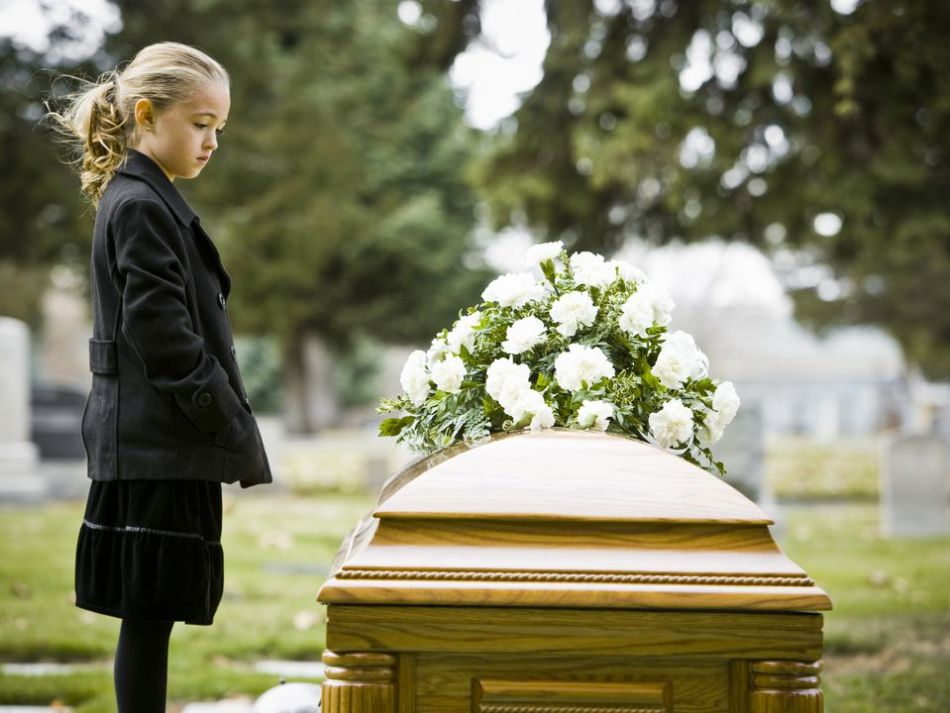 Похороны родителей во сне - к благоприятным переменам