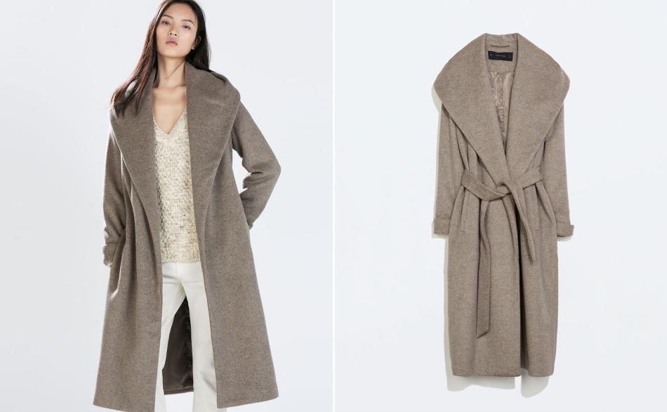 Правильный уход и чистка шерстяного пальто
