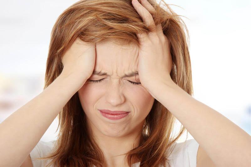 Высокое давление вызывает головную боль