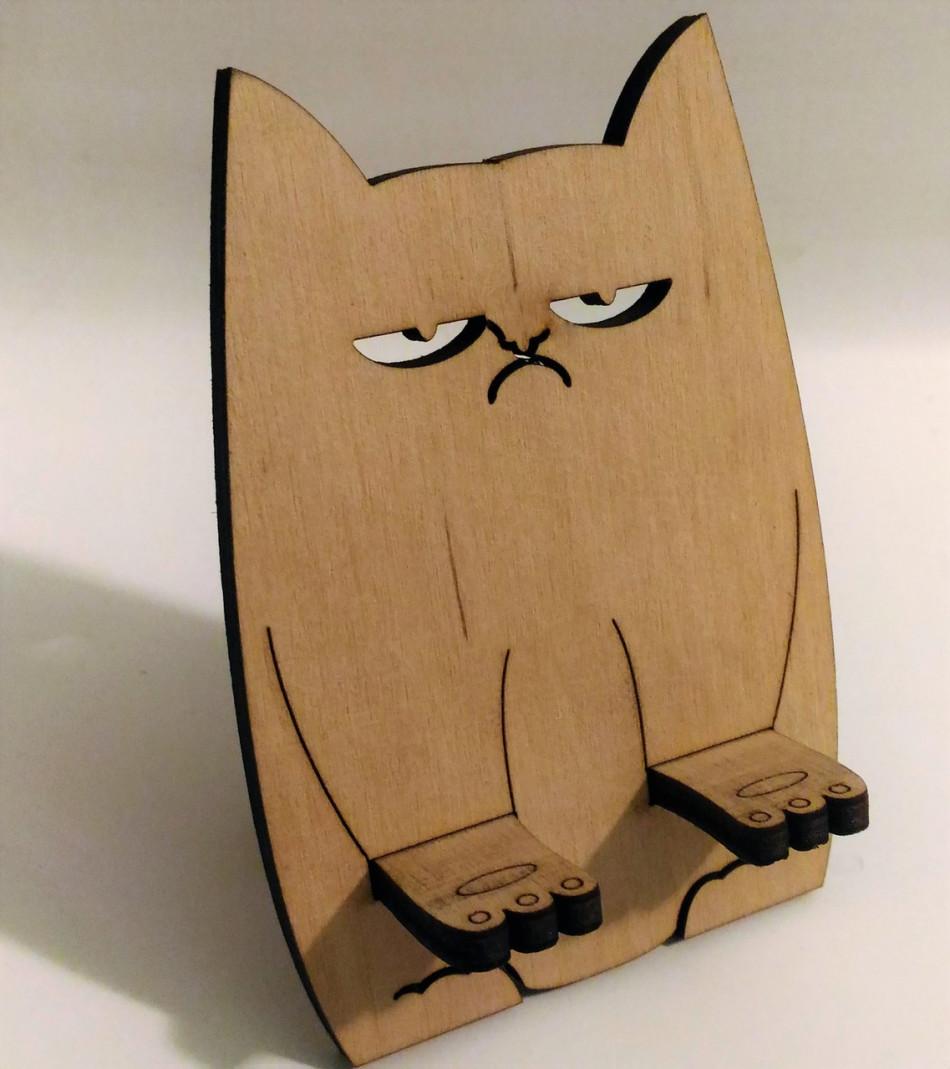Подставка под телефон своими руками картон фото 1