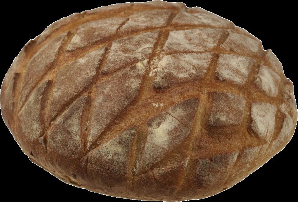 В черном хлебе всего до 200 ккал на 100 г.
