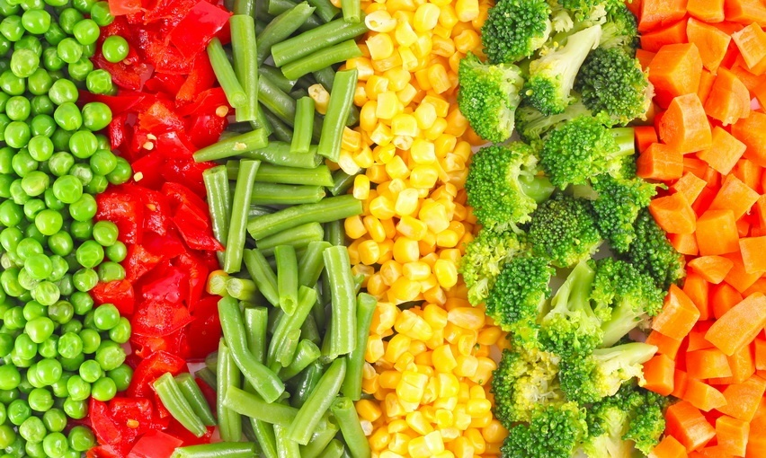 Секреты приготовления замороженных овощей