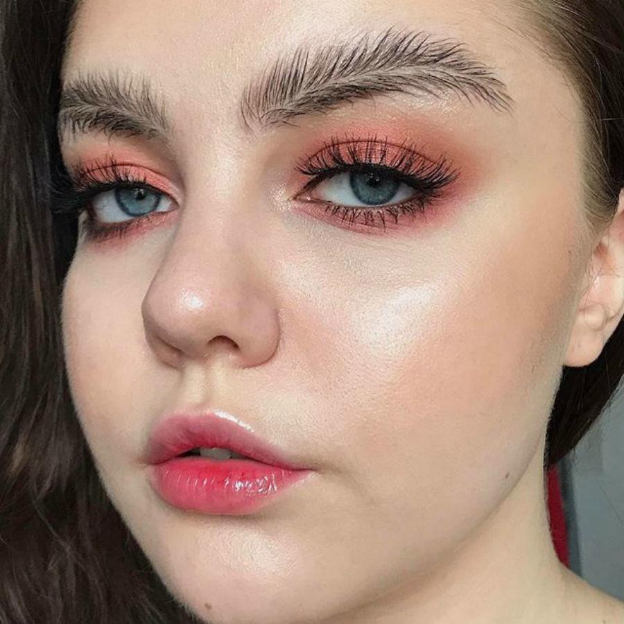 Женские брови: как правильно красить самостоятельно