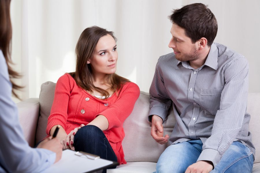 Может решить муж