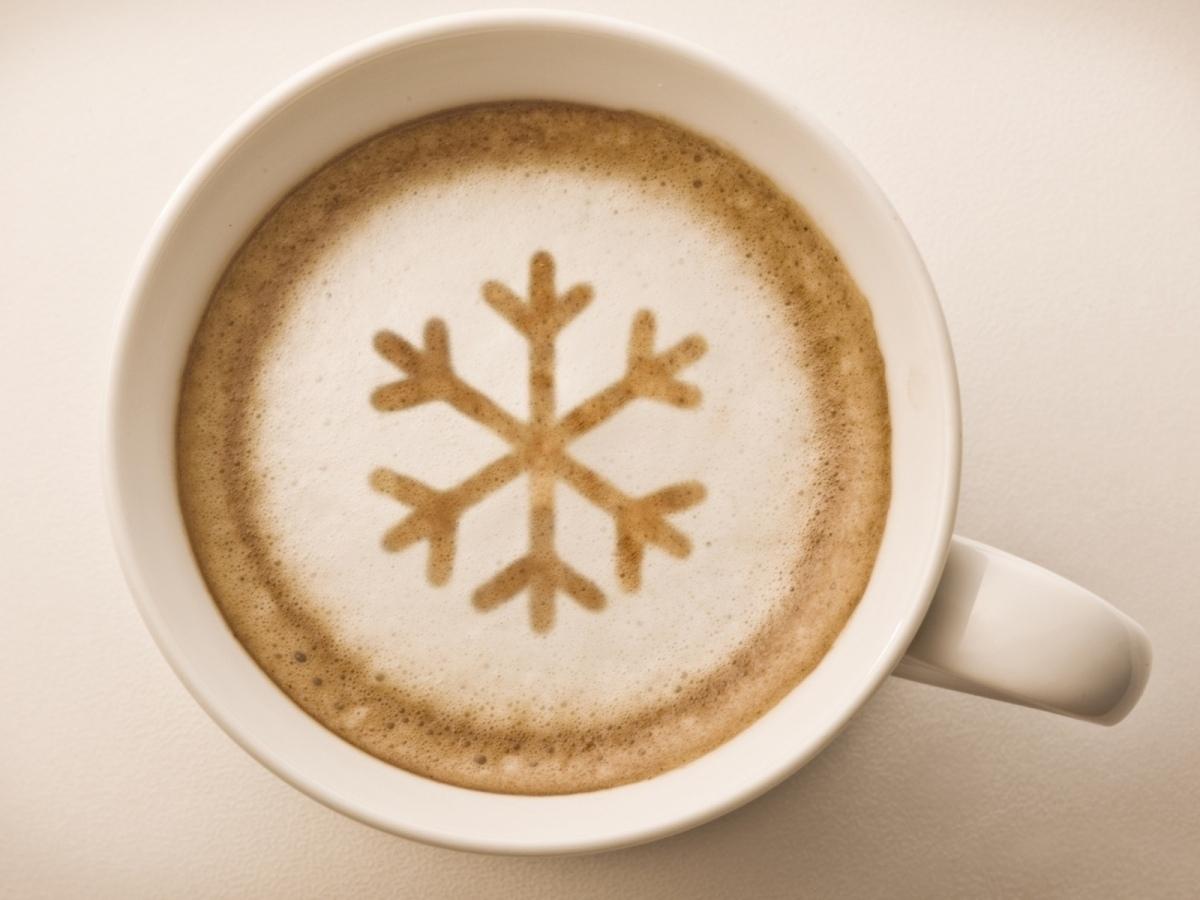 Как сделать кофейную пенку фото 38