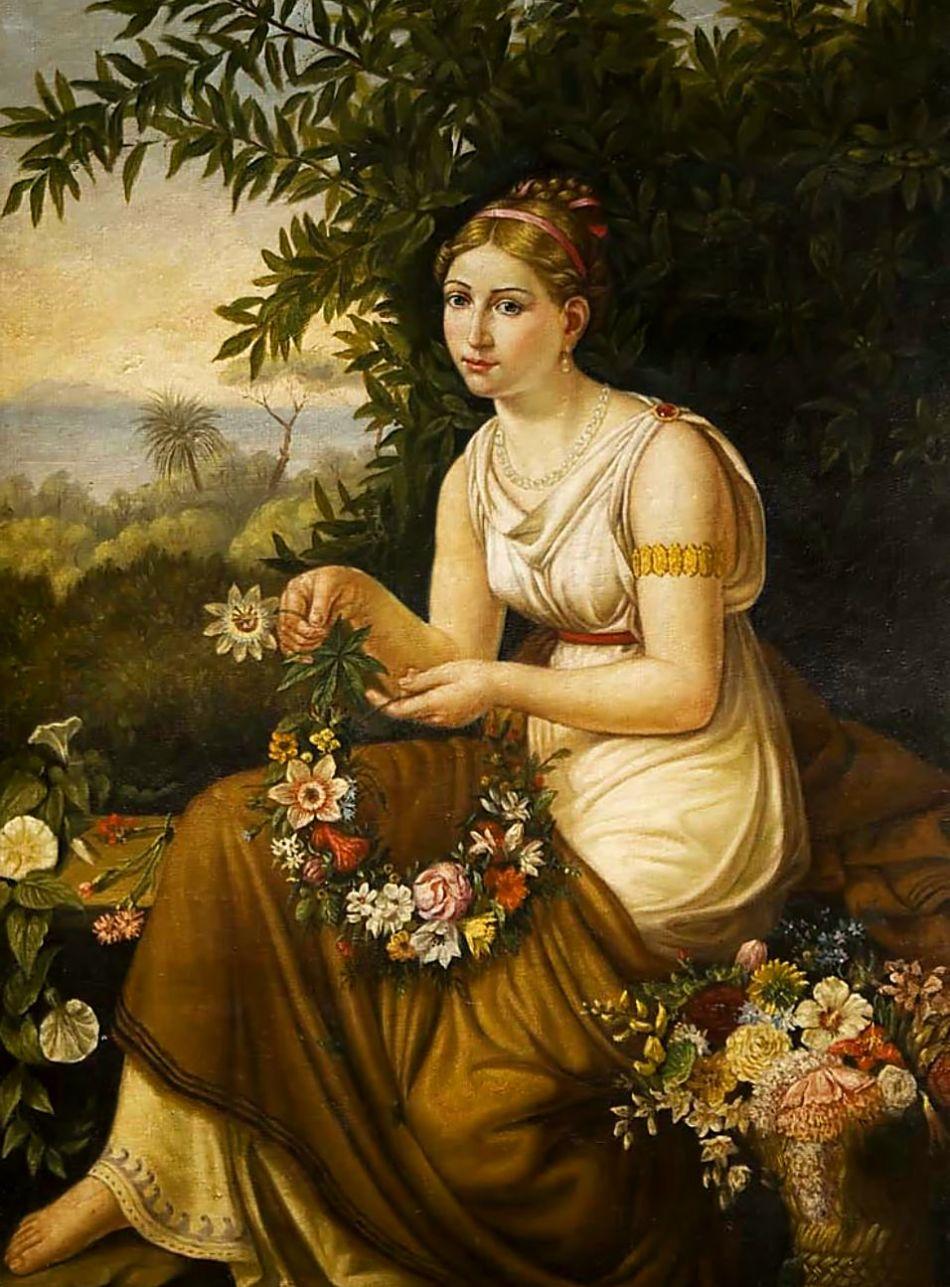 Древнегреческая богиня юнности