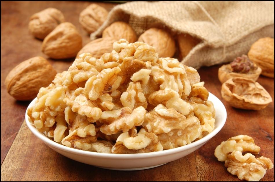 Грецкий орех этот тот продукт, польза которого доказана научно