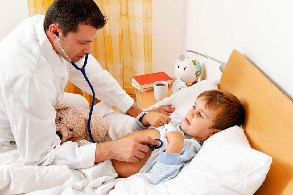 Диагностика коклюша у детей на ранних стадиях затруднена