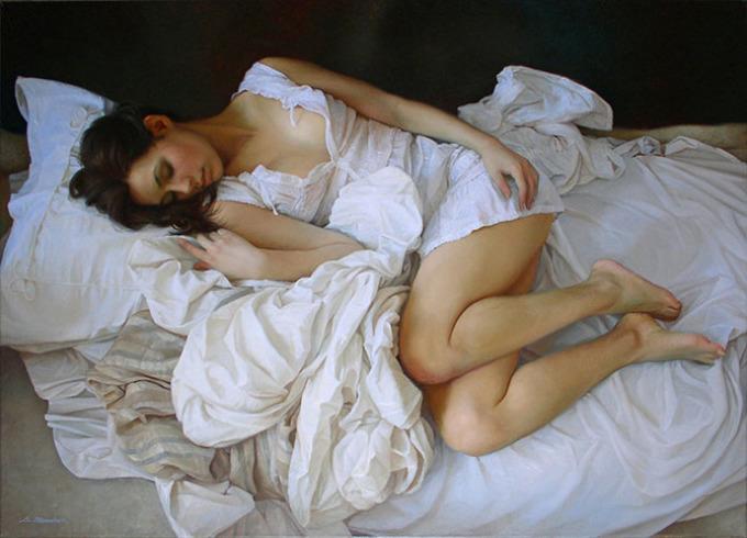 Голая женщина: толкование сна