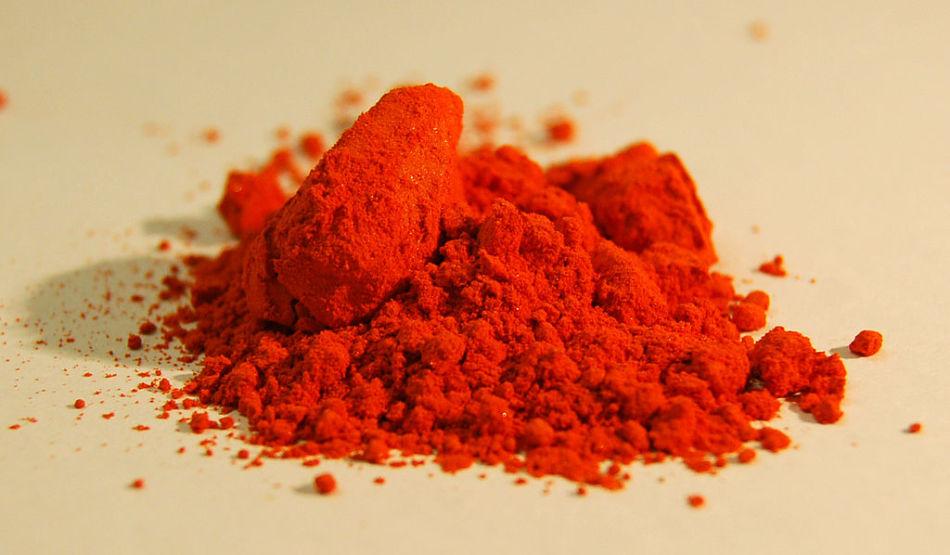 Оранжевые красители