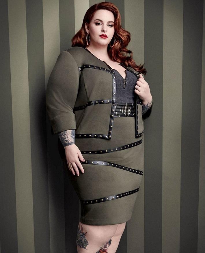 показать фото толстых моделей того как комнатная