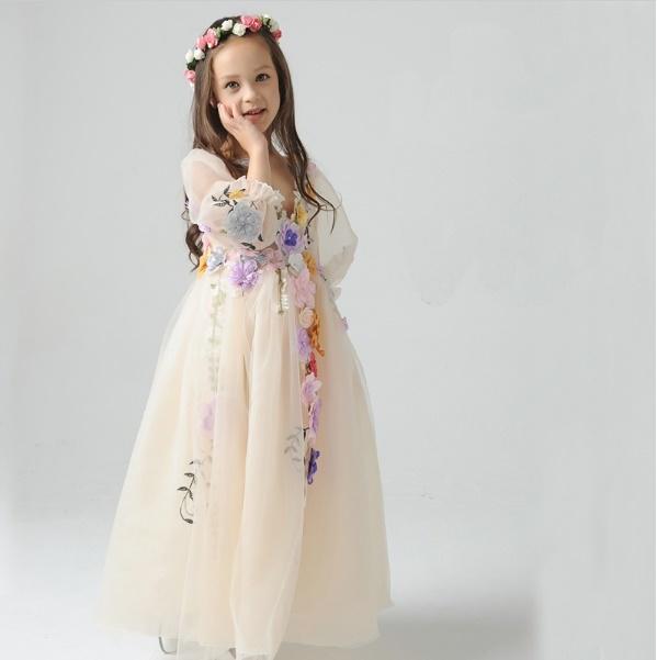 0b90f57f6f587d4 Детские платья на выпускной на Алиэкспресс: обзор, каталог, цена ...