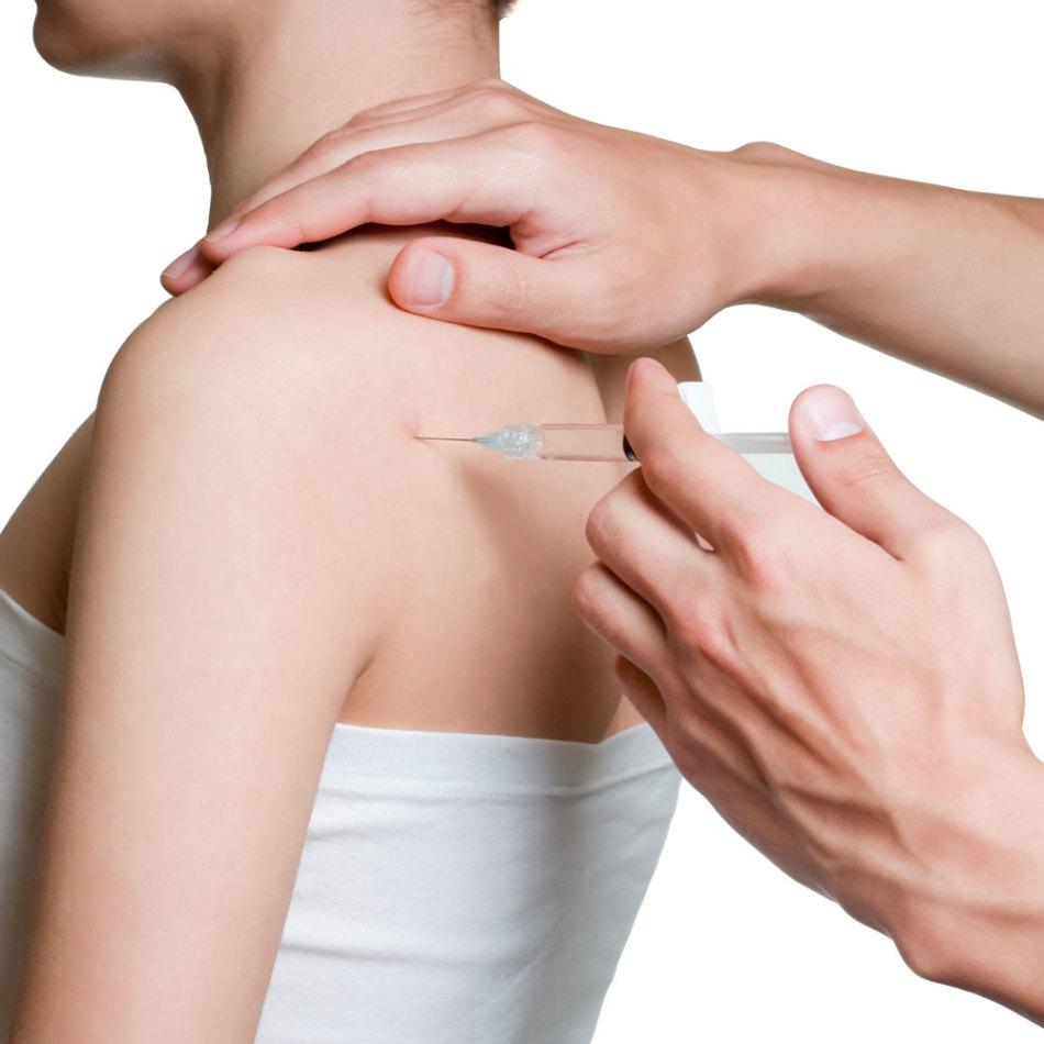 Припараты используемые при блокада плечевого сустава антибиотики при воспалении челюстного сустава