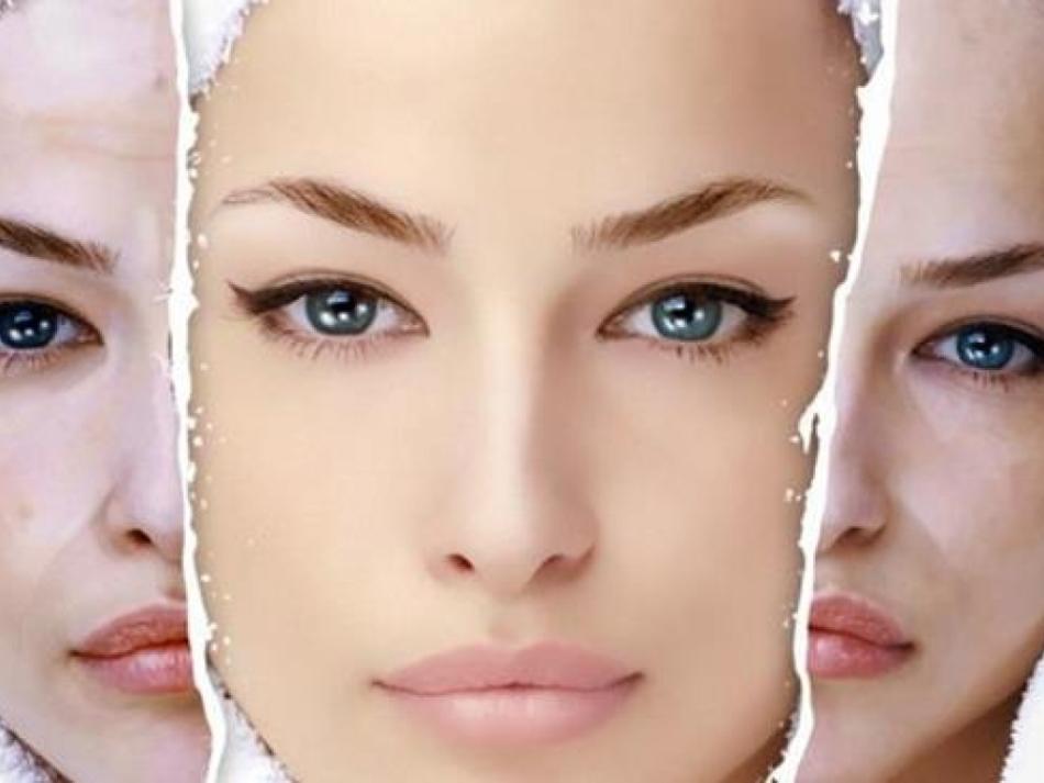 Пилинг - очищение кожи от отмерших клеток