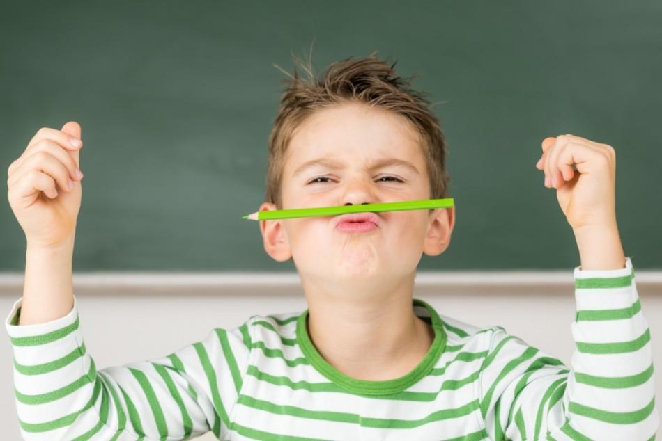 Признаки синдрома дефицита внимания и гиперактивности